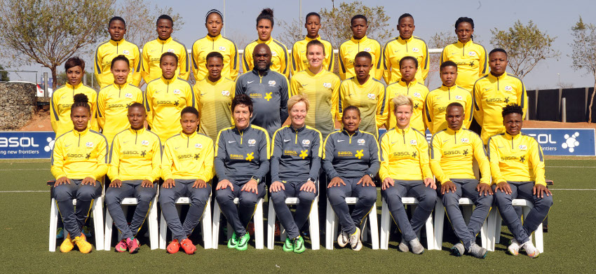 Banyana Banyana knocked out by lots