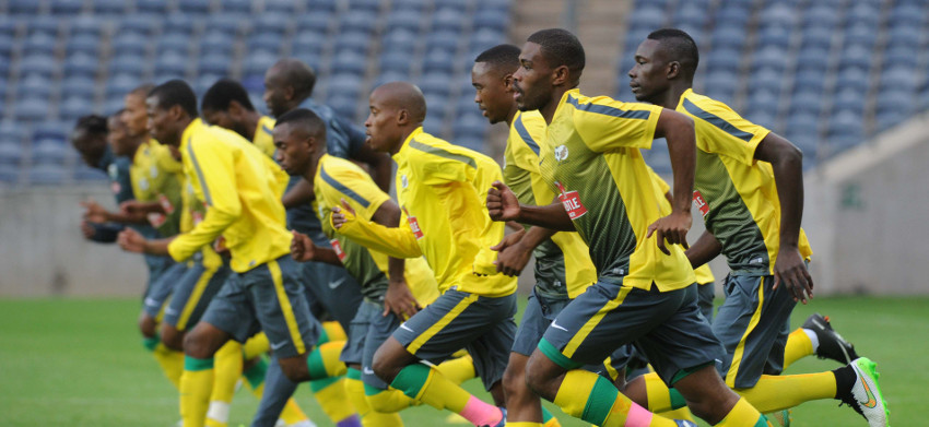 Hectic period for Bafana Bafana