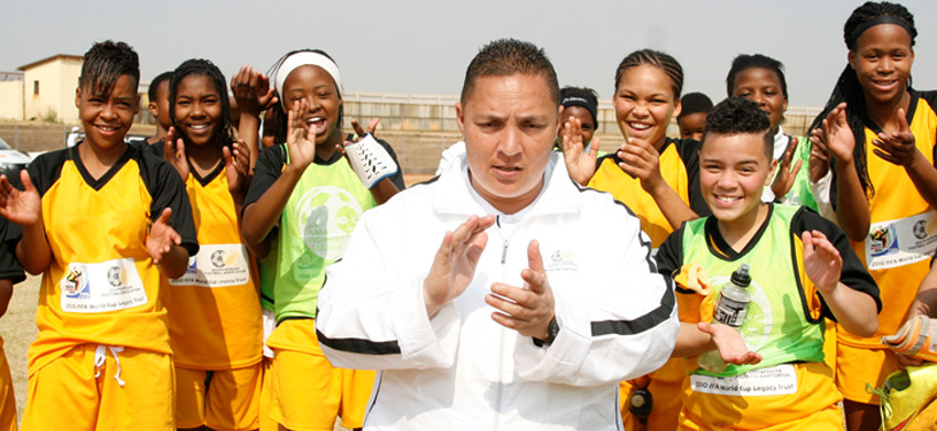 Q&A with EC U19 Women's coach Daniels