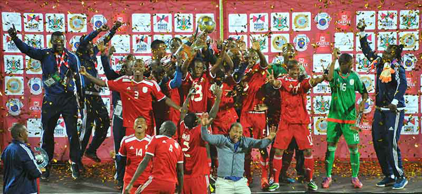Namibia to host COSAFA Cup 2016
