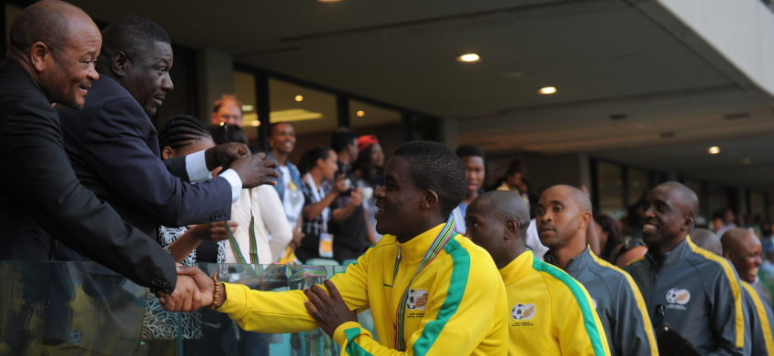 SA win bronze at Durban U19 International Tournament