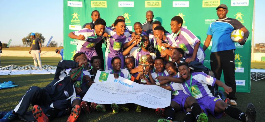 School of Excellence wins Gauteng Kay Motsepe Schools Cup Gauteng Provincial Finals