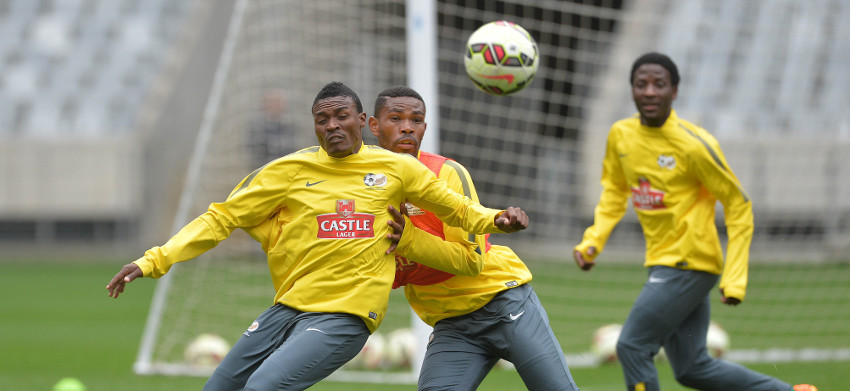 Bafana Bafana camp update