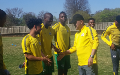 SA U23 confident ahead of Tunisia trip