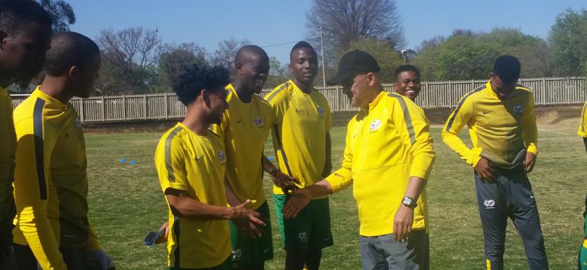 SA U23 confident ahead of Tunisia trip