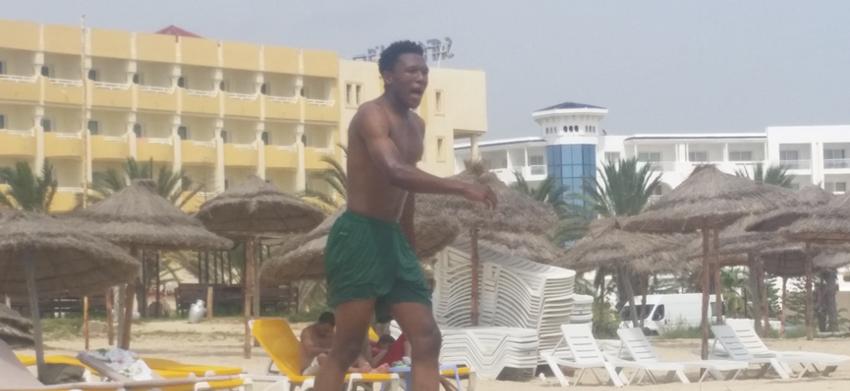 Q&A with SA U23 striker Lebo Mothiba