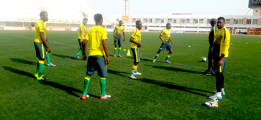 Bafana Bafana shift focus to the Nelson Mandela Challenge