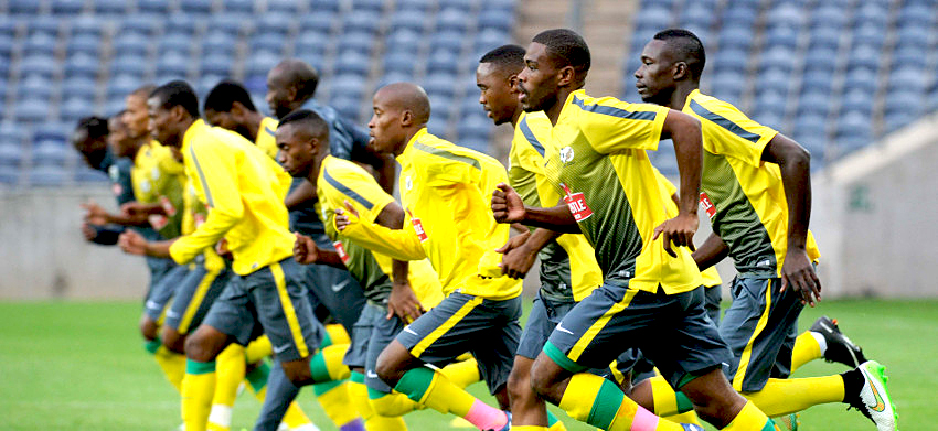 Bafana Bafana injury update after Mauritania