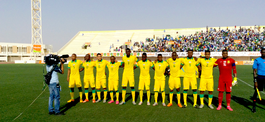 Seven changes to Bafana Bafana squad to face Senegal