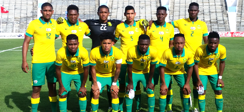 SA u23 preparations in full swing