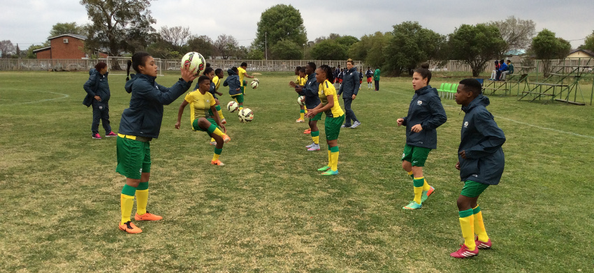 Crunch time for SA Women's National Teams