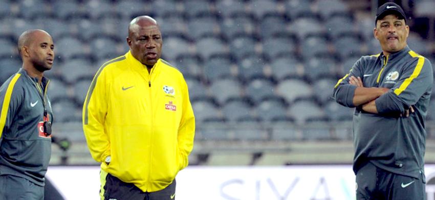 Bafana Bafana coach looks ahead