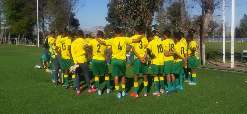 Amajimbos hope to draw inspiration from opening matches