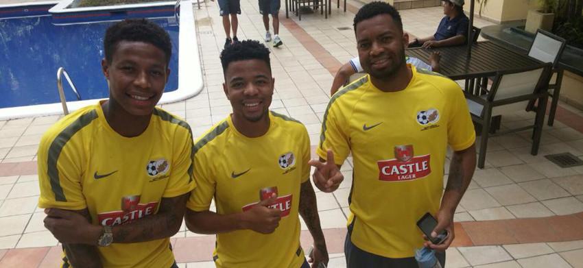 Bafana Bafana ready for Honduras clash