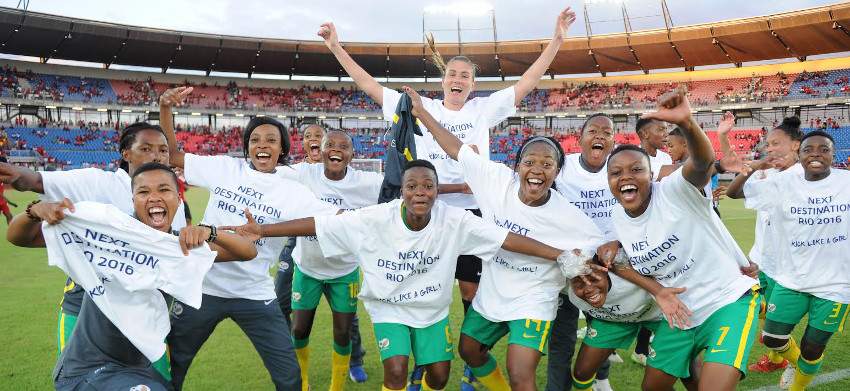 This victory erases the pain of not going to the World Cup – Van Wyk