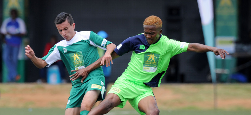 Gauteng, Free State dominate in the Kay Motsepe Schools Cup