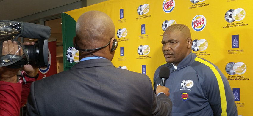 An opportunity for players to shine – Ntseki