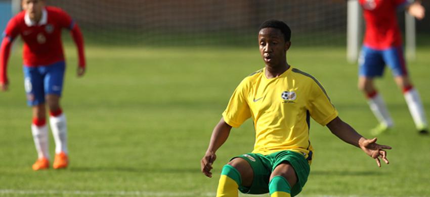Tebogo Qinisile targets World Cup glory with Amajimbos