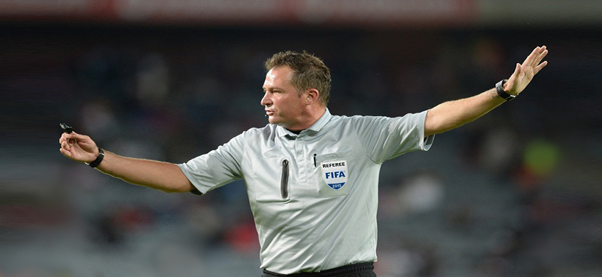 South African duo to officiate in 2016 CHAN