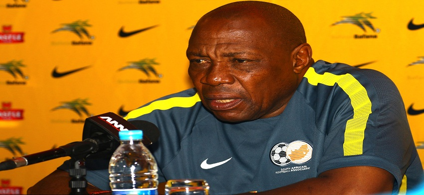 Mashaba makes three changes to starting 11 vs Angola 2nd leg