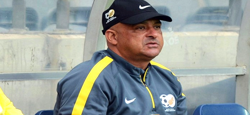 Da Gama makes six changes to starting line-up vs Zambia