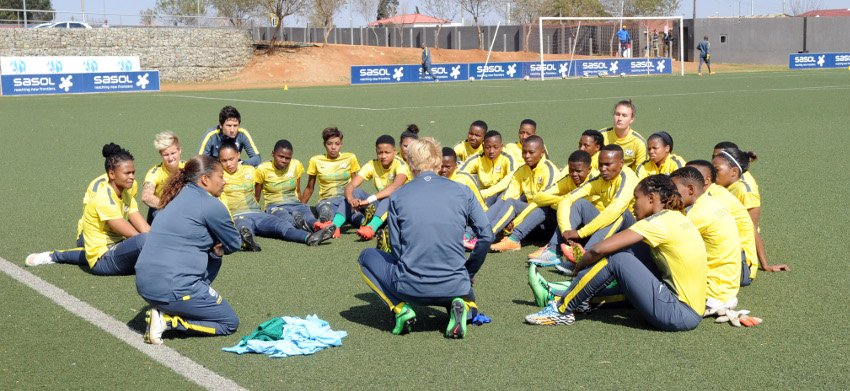 Banyana Banyana continue preparations for Rio Olympic Games