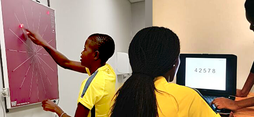 Banyana Banyana undergo eye tests in preparation for Rio