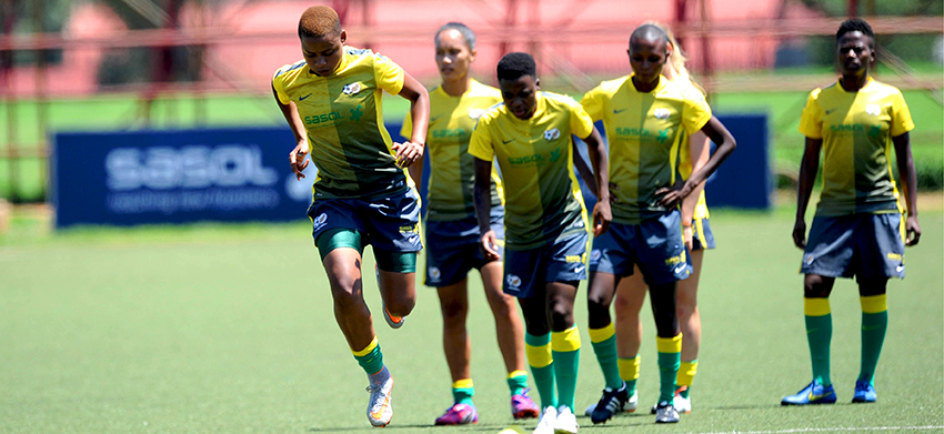 According to plan – Banyana Banyana captain