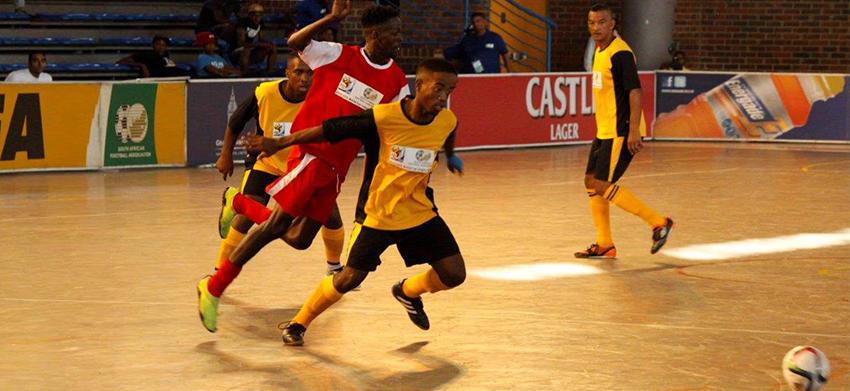 9th Edition : SAFA Futsal Interprovincial Tournament kicks- off