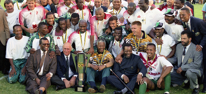Bafana Bafana mark 20th Anniversary