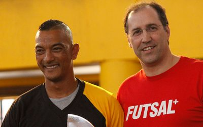 SAFA appoints Pinto Futsal coach
