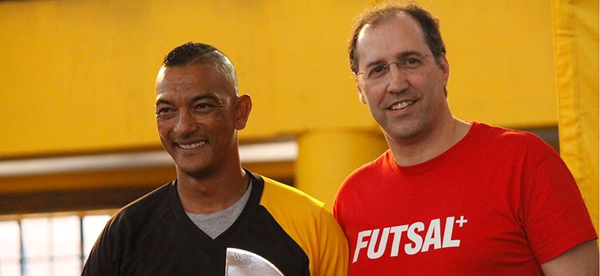 SAFA appoints Pinto Futsal coach