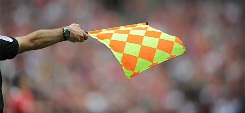 Referees' Review Committee suspends top match officials