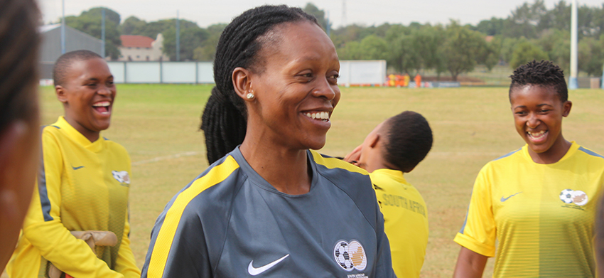 Bantwana coach: We are looking forward to facing Nigeria