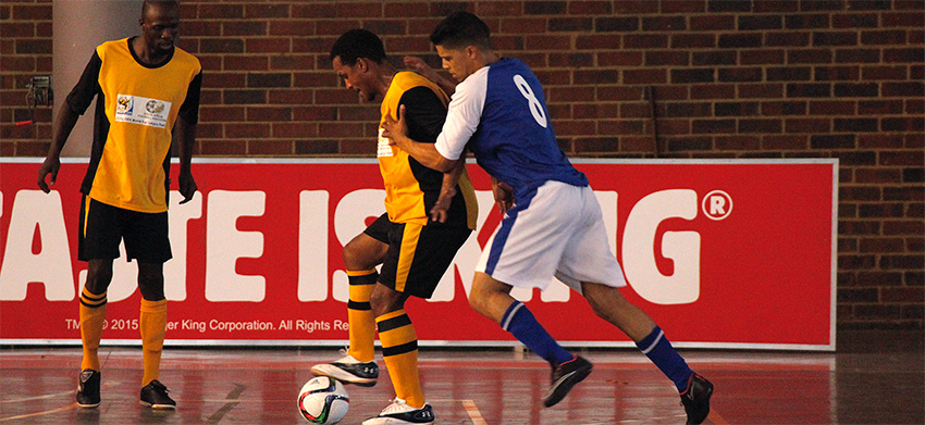 Pinto trims Futsal squad down to 26 players