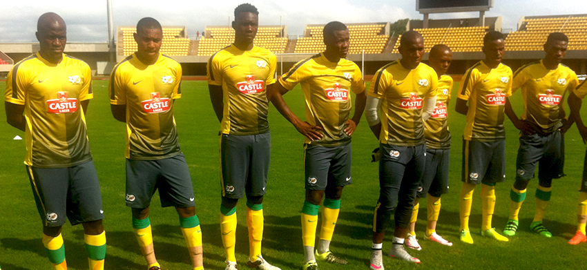 Mashaba names the starting 11 vs Cameroon in Limbe