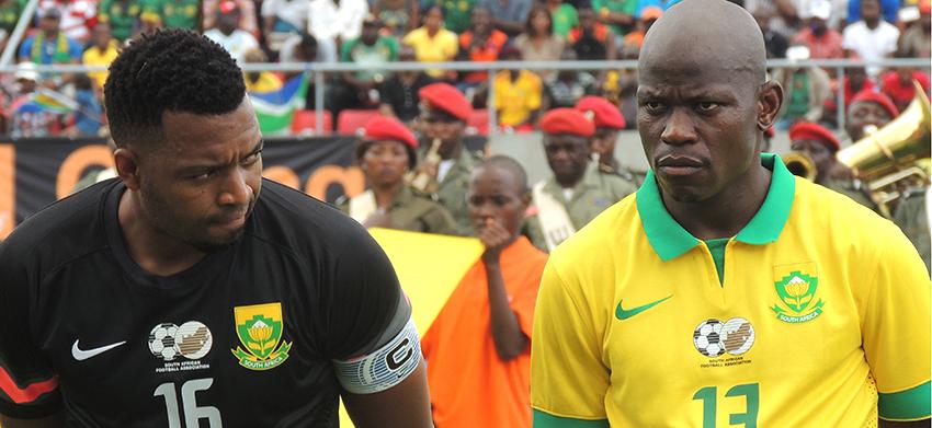 Kekana: Return leg against Cameroon is a must win