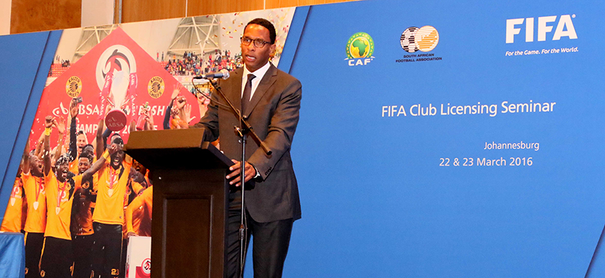Delegates laud FIFA on Club Licensing initiative