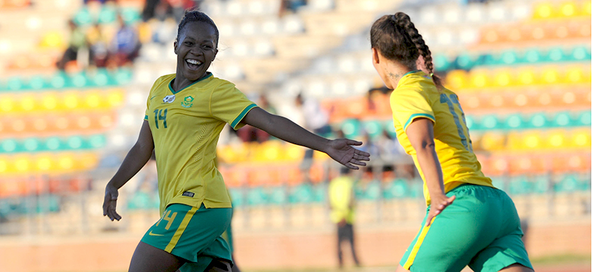 Teamwork saved the day for us – Mollo on Banyana Banyana victory