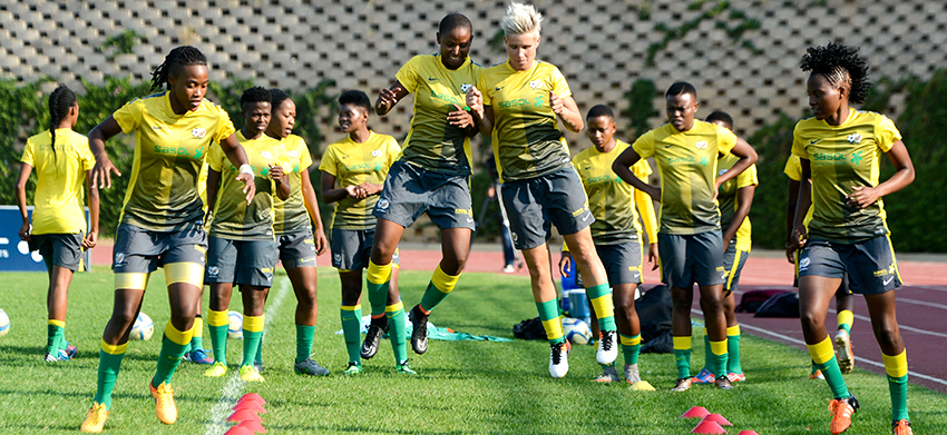 Banyana Banyana enter final phase of RIO Olympic preparations
