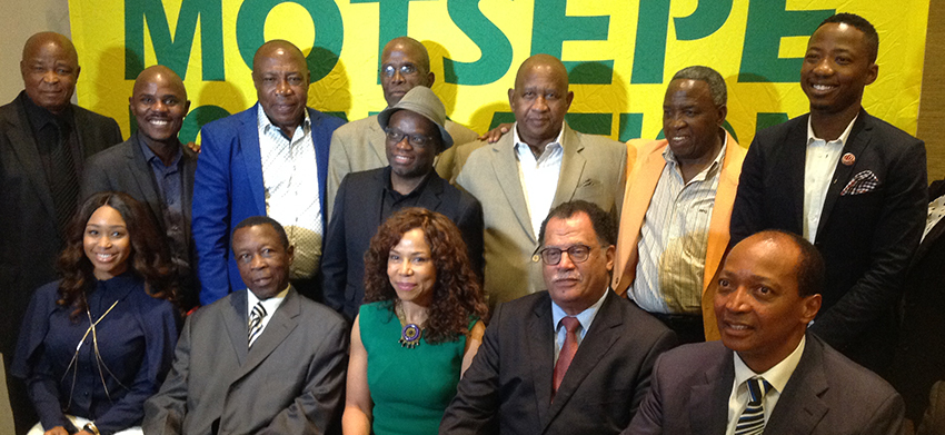 Partnership between Motsepe Foundation, DBE, SAFA Announced