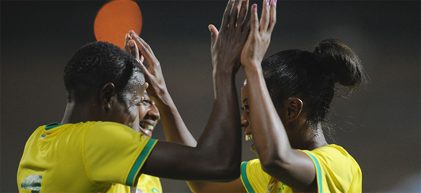 Banyana Banyana qualify for CAF African Women championships