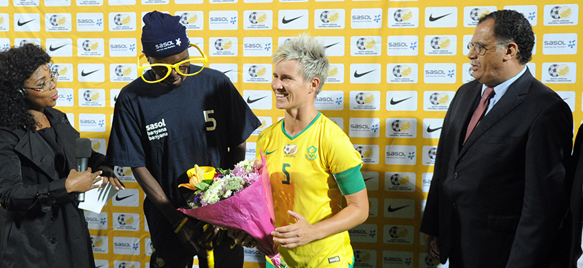 We are proud of you Banyana Banyana – Jordaan