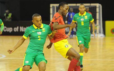 South Africa lose opening FUTSAL match