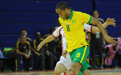 South Africa eliminated from FUTSAL tourney