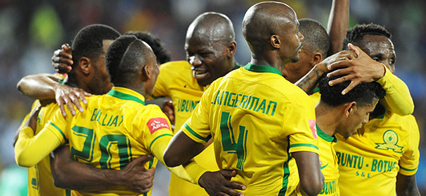 SAFA applauds Champions Sundowns