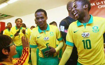 Maluleke excited at u20 prospects