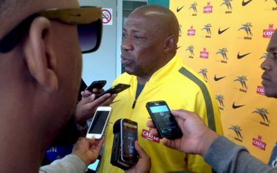 Bafana Bafana arrive in Senegal en route to Gambia