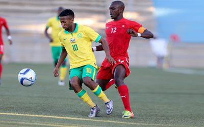Senong names Amajita squad to face Namibia
