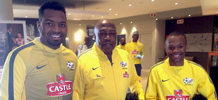Mashaba's focus will be on beating Gambia